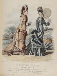 Le Moniteur de la Mode 1876 (A/1)