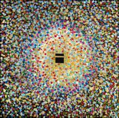 Diversity - Acrylic On Canvas -  100cm x 100cm