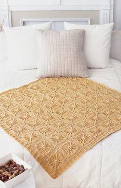Sunny Spread Crochet Pattern