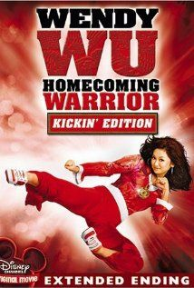Wendy Wu: Homecoming Warrior. What did this old Disney Channel actor become of? Didn't she act in that Suite Life on Deck show? Hmm.