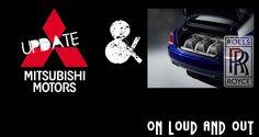 Mitsubishi Update and Rolls Royce Accessories