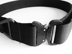 "USA Made   Tactical Cobra Belt  Size: XL (36-38"")Based on pant waist size, not true waist size  Color: Black"
