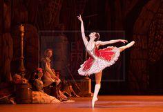 Yulia Stepanova in Le Corsaire <br /> by Alexei Ratmansky of Petipa <br /> Bolshoi…