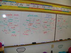 Grammar Game for Plural and Possessive Nouns