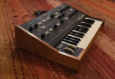 MATRIXSYNTH: Moog Prodigy Model 336A Vintage Analog Synthesizer...