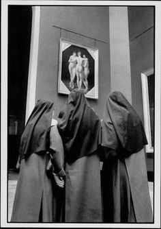 Nuns.. photographer?