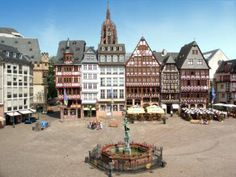 10 Things to See in Frankfurt (Besides the Airport): The Römerberg