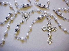 Keychain Rosary Basketbal Sport Bead Decade Cord Clip Car Auto Key Ring Catholic