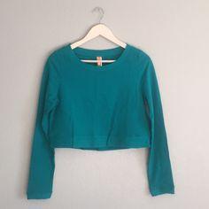 Lucy crop top Like new, Lucy crop top. Comfy sweatshirt  material!               Ref#A1603 Lucy Tops Crop Tops