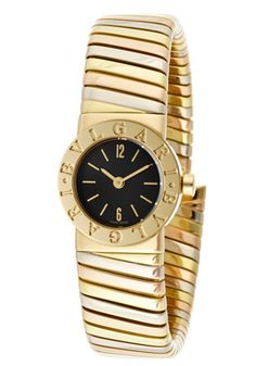 Image from http://cdn2.jomashop.com/media/catalog/product/b/v/bvlgari-tubogas-black-dial-18kt-tricolor-gold-ladies-watch-bb192tywp.jpg.