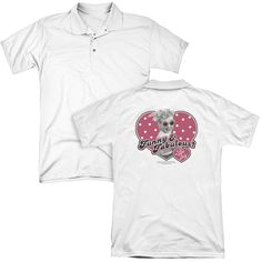 Lucy - Funny & Fabulous Adult Polo Shirt