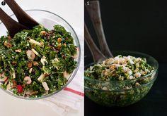 Kale summer salad recipes    Deb's Kale Sal