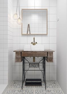 Singer sink, InteriorMA2 - 3D by INT2architecture
