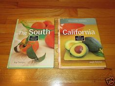 #Priceabate Williams Sonoma Cookbooks – Lot of 2 The South  & California New American Cook - Buy This Item Now For Only: $3.5