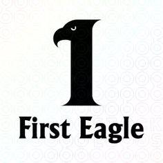 First Eagle logo by LogoMount