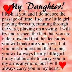 For my Daughters I Love you all very much <3
