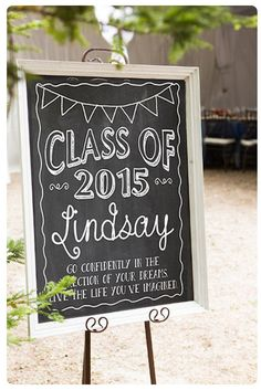 Graduation Signs Discover CUSTOM Graduation Chalkboard Sign for Senior Portraits Class of 2018 Graduate Banner Poster Party Sign Choose any quote! Graduation Desserts, Graduation Party Planning, College Graduation Parties, Graduation Celebration, Graduation Decorations, Grad Parties, Graduation Ideas, Graduation Pictures, Graduation Gifts