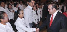 Veracruz confirma con hechos que sí es posible un México con educación de calidad, afirmó el mandatario estatal.