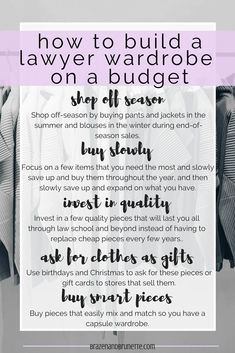 Building a Lawyer Wardrobe How law students can build a lawyer wardrobe on a budget Lawyer outfit ideas including skirt suits pant suits blouses work heels work flats and work totes brazenandbrunette Prep School, School Hacks, Lsat Prep, Lawyer Fashion, Lawyer Outfit, Work Heels, Work Flats, Skirt Suits, Pant Suits