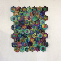 ~Scrap quilt from Jaime Fingal  atwistedsister via instagram