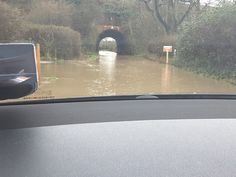 Floods in Winchfield, Hartley Wintney, Hook and Crookham Village cast doubt on new town plan