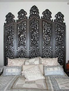 6 Smooth Tips AND Tricks: Folding Room Divider Diy room divider headboard dressers. Room Divider Diy, Room Divider Headboard, Office Room Dividers, Room Divider Bookcase, Fabric Room Dividers, Portable Room Dividers, Bamboo Room Divider, Glass Room Divider, Living Room Divider