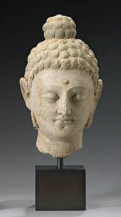 Hellenistic Buddha