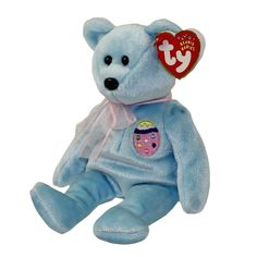 81c554a4e4a Ty Beanie Baby Eggs II 2001 10th Generation Hang Tag for sale online