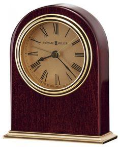 Clockway: Howard Miller Tabletop Clock   CHM2538