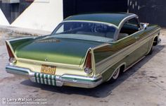 Terry Holloway Plymouth by Larry Watson on the Custom Car Chronicle. Custom Paint Jobs, Custom Cars, Retro Cars, Vintage Cars, Buick Wildcat, Old Scool, Cool Old Cars, Paint Stripes, Ford Classic Cars