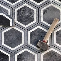Cement Tile Obsession | Good Girl Gone Glad