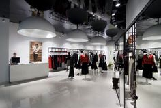 Caterina shop by A+D Retail Store Design