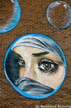 Street Art Utrecht, Holland