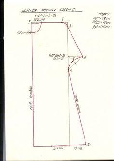 4 Tunika Schnittmuster - 4 Tunic Patterns
