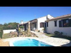 AB Real Estate France: #Béziers Single storey Villa 93m² for Sale, Langue...