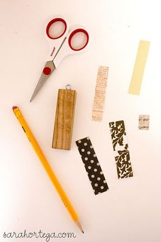 jenga wood blocks
