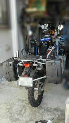 Gs500, Dirt Bike Gear, Go Car, Van Life, Cars Motorcycles, Touring, Motors, Vans, Adventure