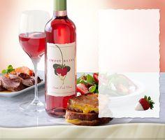 Sweet Bliss wine