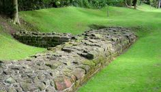 The lost amphitheatre of northern England has been found on a Yorkshire hilltop in a discovery with major implications for the study of Roman Britain.