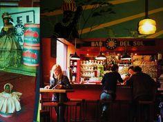Bar del Sol | Schapenstraat Leuven