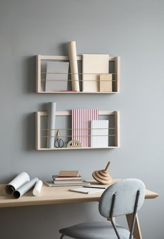 101 Minimalist Home Decoration Ideas With Simple Office Room - If you are a business professional, you must know how the environment your employees work in affects their productivity. Offer them a temporary escape. Office Interior Design, Home Office Decor, Office Interiors, Diy Home Decor, Room Inspiration, Interior Inspiration, Office Organization At Work, Business Organization, Organization Ideas