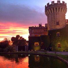 Castell de Perelada.Girona .Catalunya