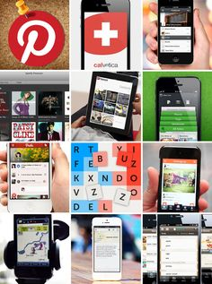 12 of our favorite apps! What app changed your daily routine in 2012?