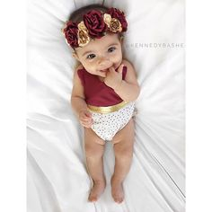 This is the cutest baby ever! Little Girl Outfits, Cute Little Girls, Cute Baby Girl, Baby Love, Cute Kids, Boy Outfits, Cute Babies, Baby Kids, Baby Girl Fashion