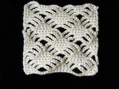 Crochet : Diamantes Apilados