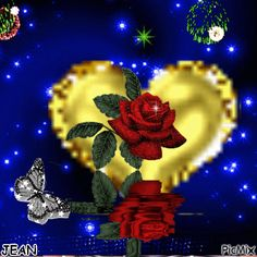 See the PicMix JEAN belonging to venzolasca on PicMix. Beautiful Love Pictures, Beautiful Gif, Love Images, Beautiful Roses, Valentine Picture, Valentine Images, Picture Albums, Picture Cards, Heart Wallpaper