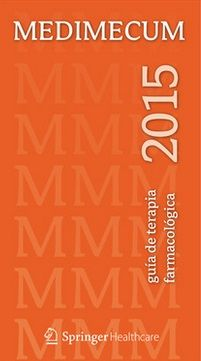 Medimecum : guía de terapia farmacológica : 2015: http://kmelot.biblioteca.udc.es/record=b1527235~S1*gag