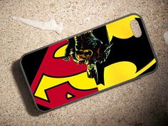 Batman dc comics superman logo Case for iPhone by shelight on Etsy, $14.99