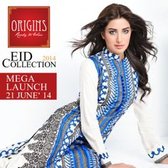 Origins Ready to Wear Summer Eid Dresses Collection 2014 1 300x300 Origins Ready to Wear Summer Eid Dresses Collection  2014