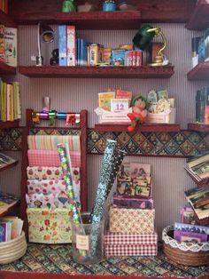 mini-papelería-librería